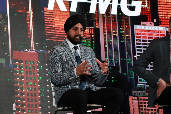 Colin Singh Dhillon, Chief Technical Officer (CTO), Automotive Parts Manufacturer's Association (APMA)